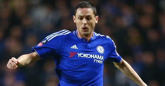 Nemanja Matic: Linked with Man Utd move
