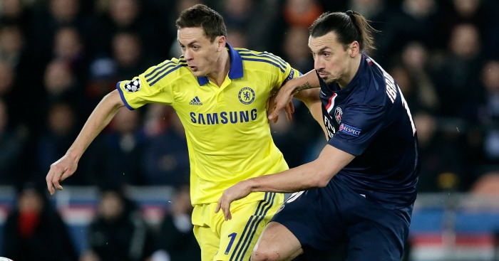 Nemanja Matic: Could join Zlatan at Man Utd