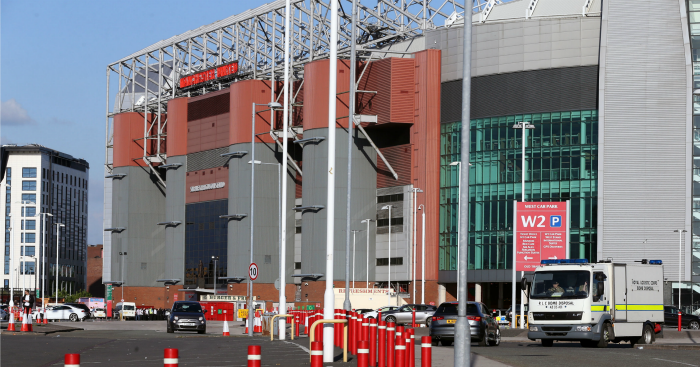Old Trafford: Abandonment explained