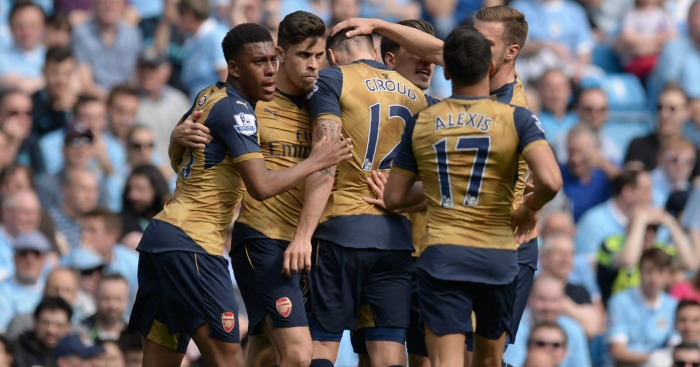 Arsenal: Finihed second last season