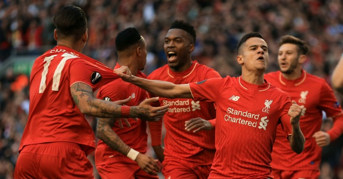 Liverpool: Too much for Villarreal to cope with at Anfield