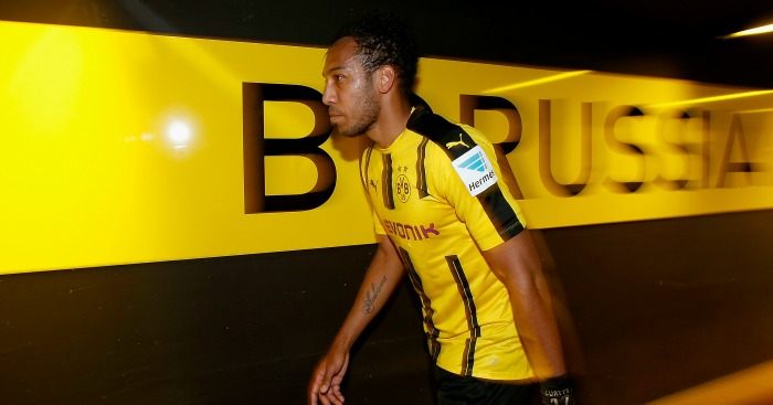 Pierre-Emerick Aubameyang: Wants to move to Premier League, says Daniel Cousin