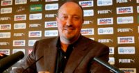 Rafael Benitez: Hoping to lead Newcastle back into the Premier League