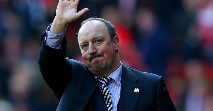 Rafael Benitez: Considering his options