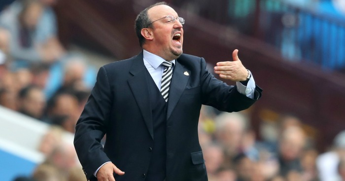 Rafael Benitez: Believes Everton could do Newcastle United a favour