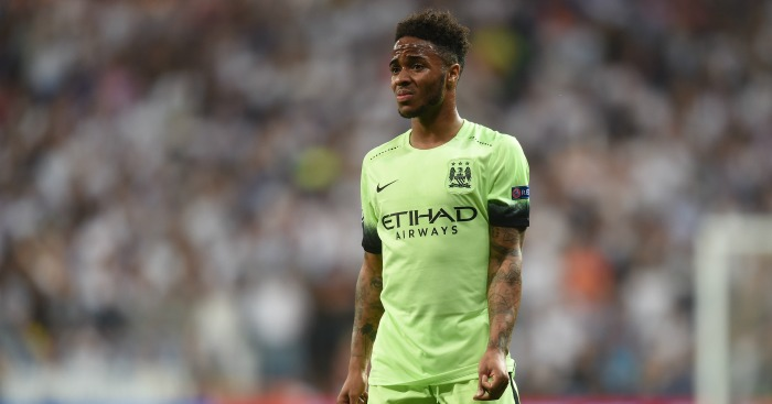 Raheem Sterling: Winger fell out of favour at Man City