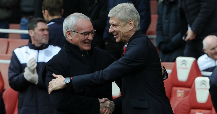 Claudio Ranieri, Arsene Wenger: Best achievement debated