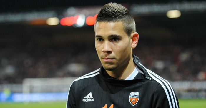 Raphael Guerreiro: Liverpool bid for Lorient left-back