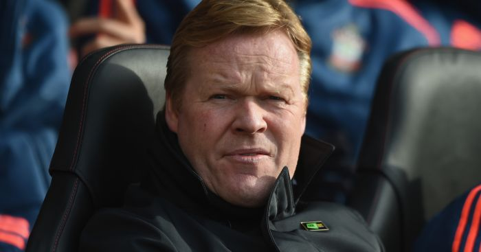 Ronald Koeman: Close to beating last year's points total