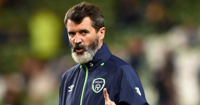 Roy Keane: Getting his message across