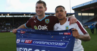 Burnley: Promoted as champions