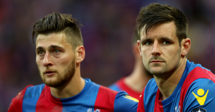 "Scott Dann: Defender ""gutted"" after cup final defeat"