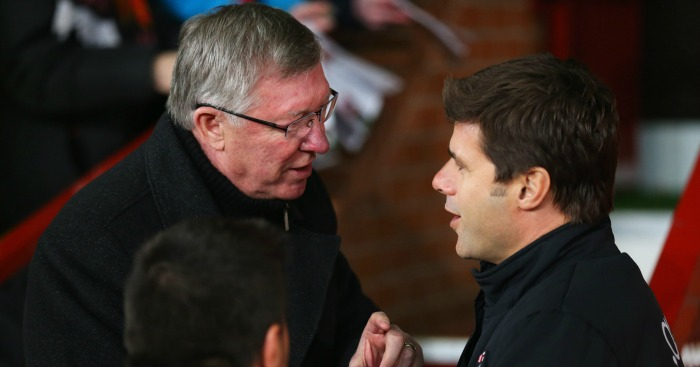 Mauricio Pochettino: Met with Sir Alex Ferguson in London