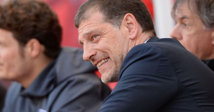 Slaven Bilic: Still happy with West Ham's season