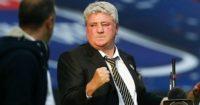 Steve Bruce: Held Villa talks