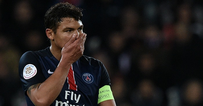 Thiago Silva: Wanted by Chelsea