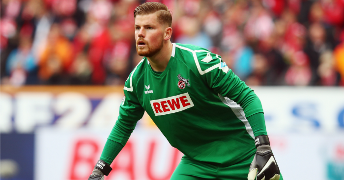 Timo Horn: Denies contact from Liverpool