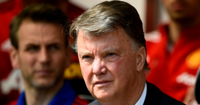 Louis van Gaal: Will be a Gunner on Sunday