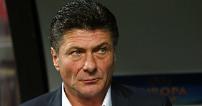 Walter Mazzarri: Manager replaces Quique Sanchez Flores