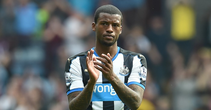 Georginio Wijnaldum: Secures Anfield switch