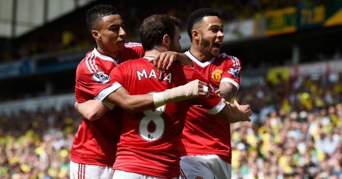 Juan Mata: Crucial goal