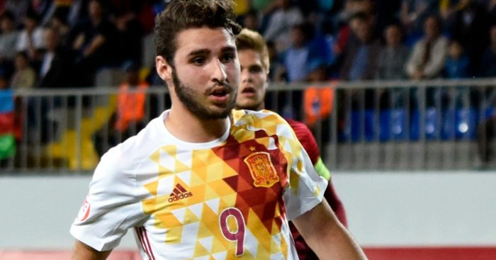 Abel Ruiz: Staying with Barcelona
