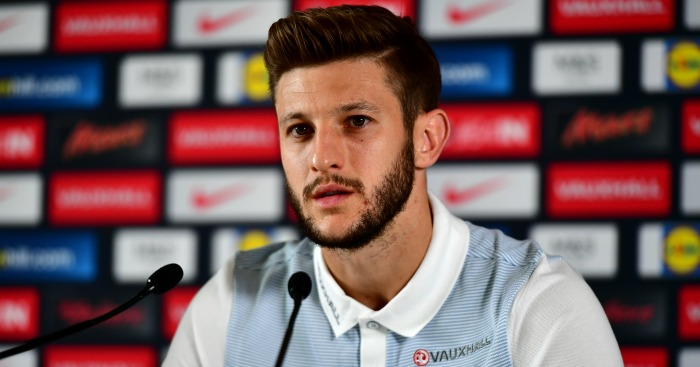 Adam Lallana: Declared fit