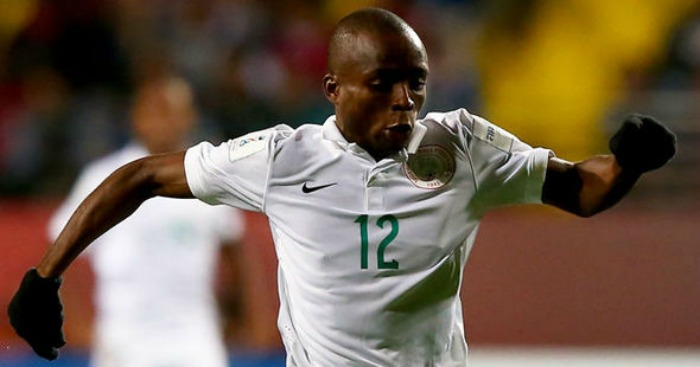 Agor Chukwudi; Linked with move to West Ham.