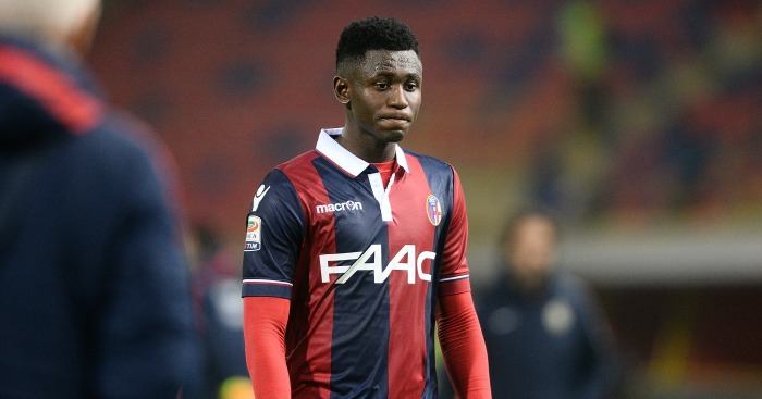 Amadou Diawara: Bologna youngster watched by Chelsea and Manchester City