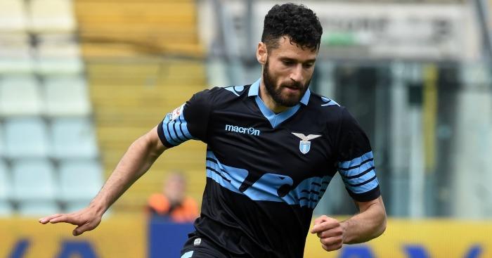 Antonio Candreva: Lazio winger linked with Chelsea