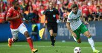 Stuart Dallas: Takes on Ashley Williams