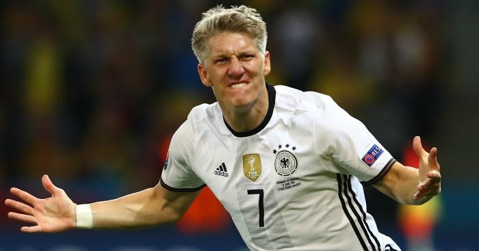 Bastian Schweinsteiger: Retiring