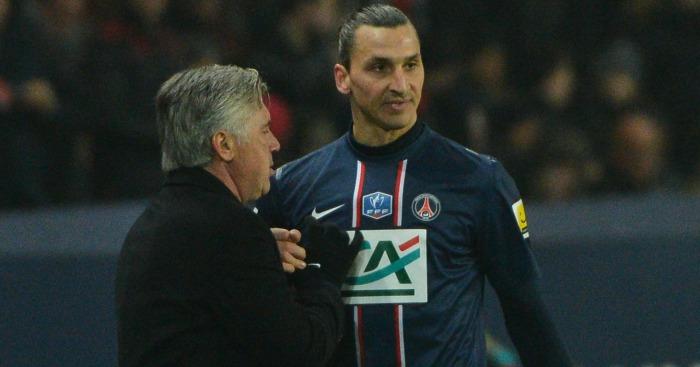 Zlatan Ibrahimovic: Serie A link