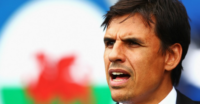 Chris Coleman: Delighted to get through to last eight