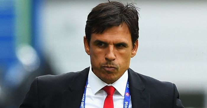 Chris Coleman: Not ruling himself into England reckoning