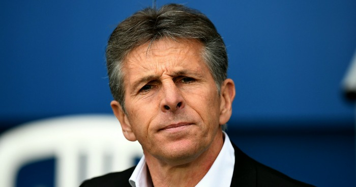 Claude Puel: Happy with away draw