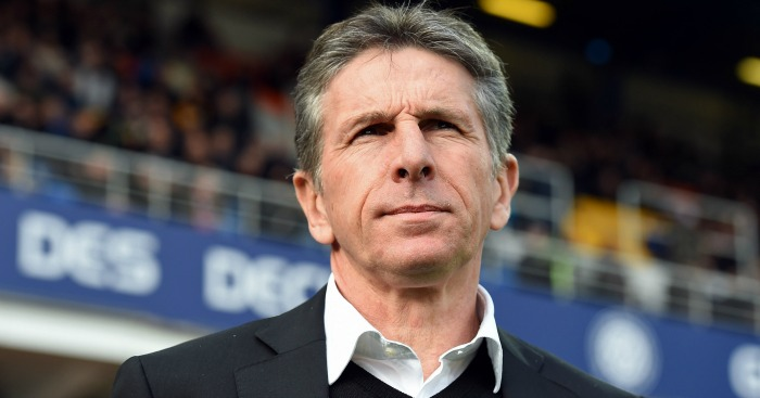 Claude Puel: Unhappy with 'tired' Saints