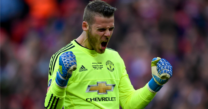 David De Gea: Criticised for Croatia performance.