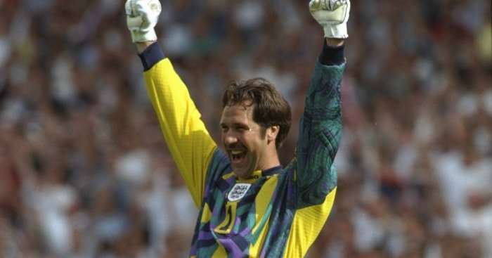 David Seaman: Believes England should remain unchanged