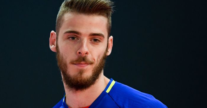 David de Gea: Categorically denies allegations