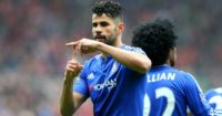 Diego Costa: Now 'happy' at Chelsea