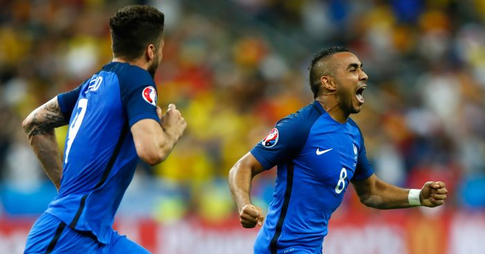 Dimitri Payet: One of the stars of Euro 2016