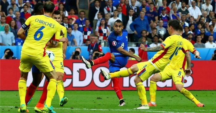 Dimitri Payet goal v Romania