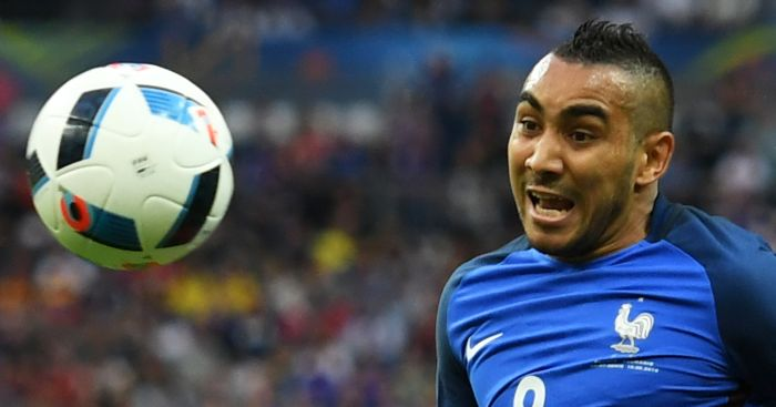 Dimitri Payet: The star of the show for France