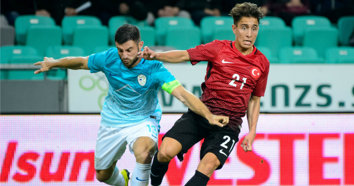 Emre Mor: Germans in pole position