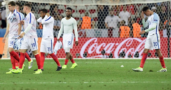 England: Slump away after embarrassing Euro 2016 exit