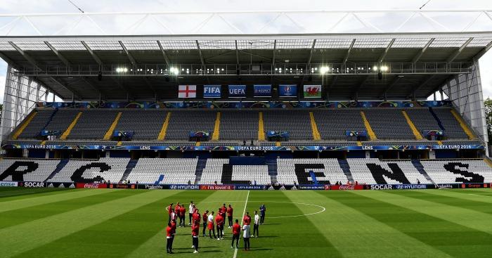 England Lens Euro 2016