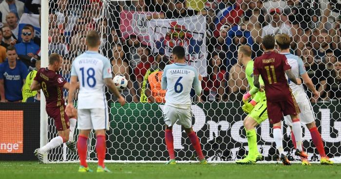 England v Russsia 2