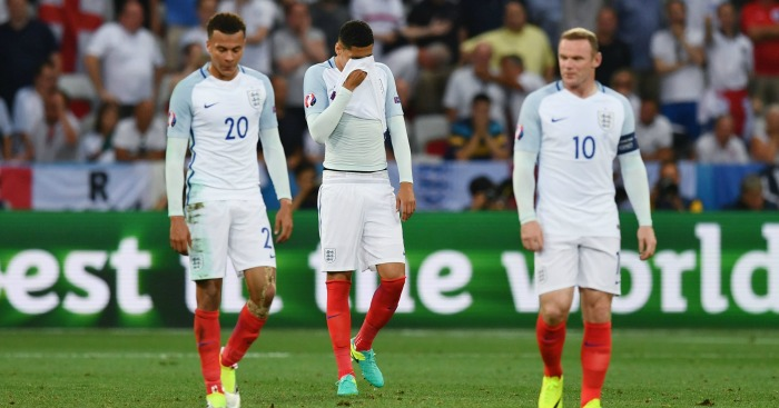 England : Dumped out by Iceland
