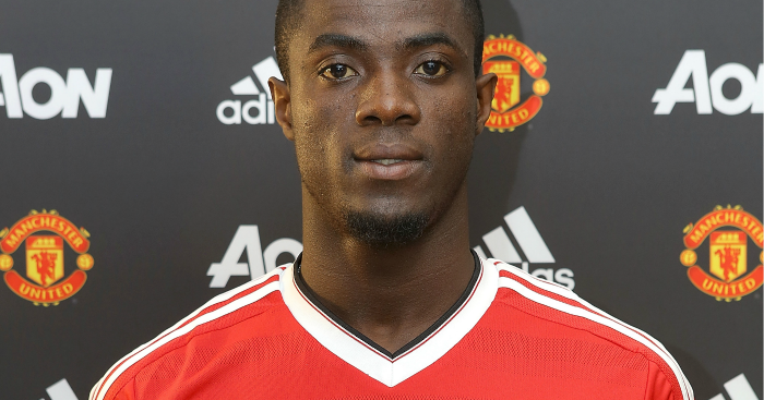 Eric Bailly: Completed his move to United on a four-year deal